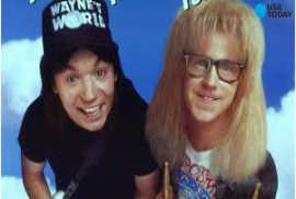 Waynes World 25Th